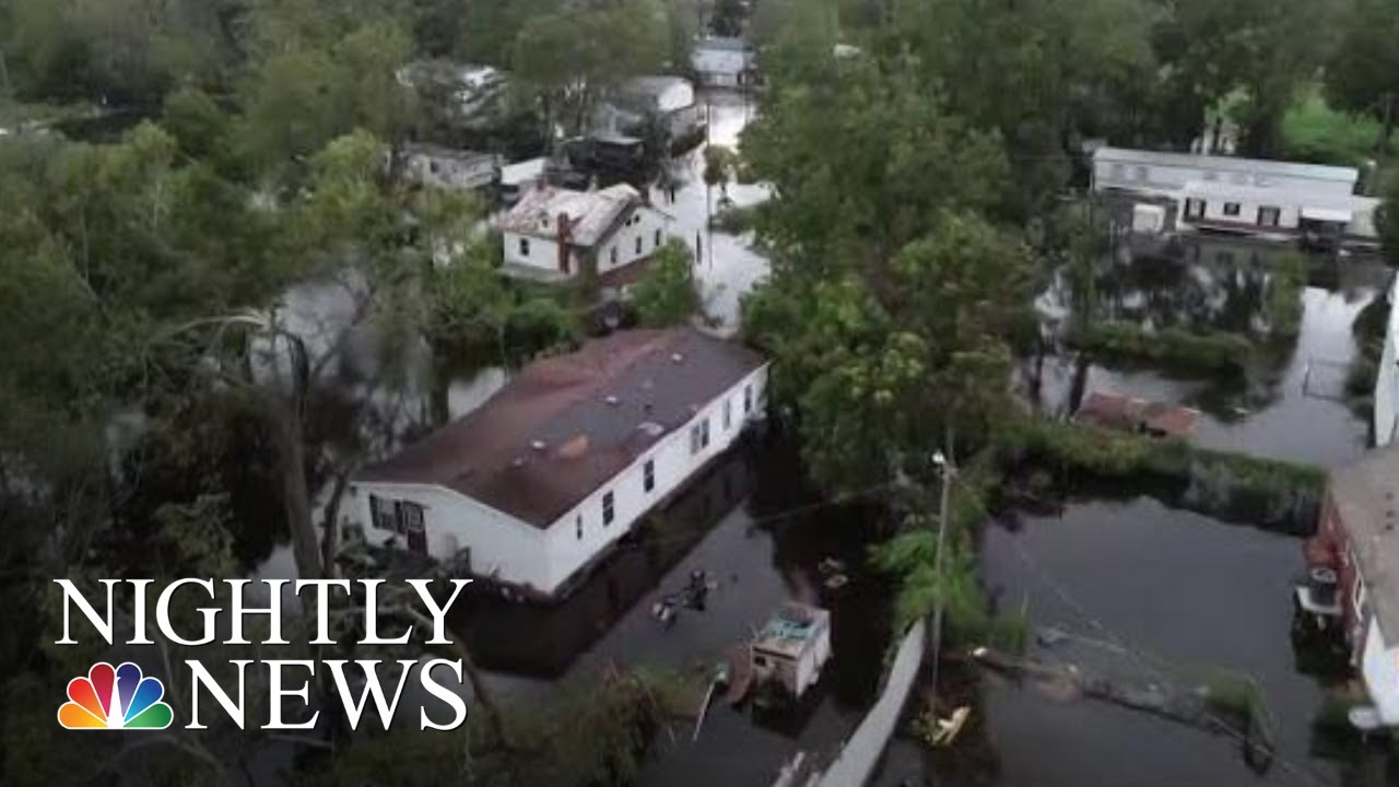 Rescues Underway As Florence's Relentless Rains Continue To Flood Carolinas | NBC Nightly News