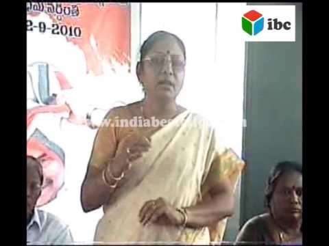 Ysr Vardhanthi   Discussions clip