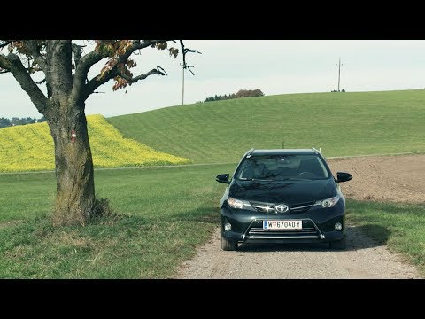 Toyota Auris Touring Sports - Weekend Magazin Autotest