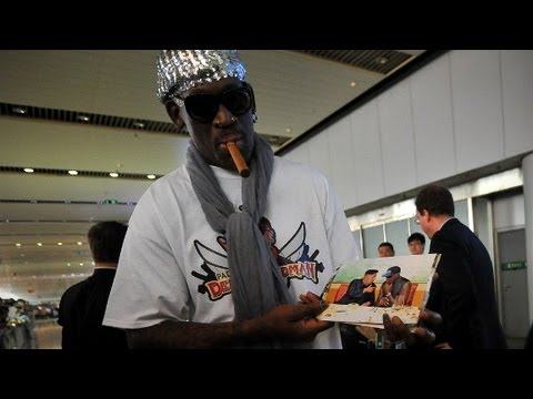 Dennis Rodman: 'Ask Obama' about jailed Kenneth Bae