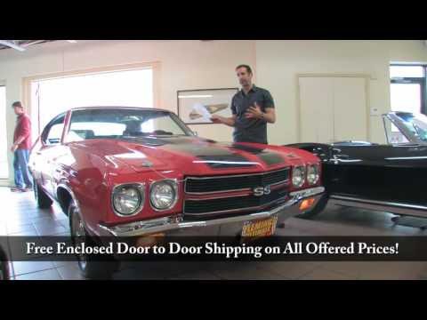 1970 Chevy Chevelle SS 396 Tony Flemings Ultimate Garage reviews horsepower ripoff complaints video