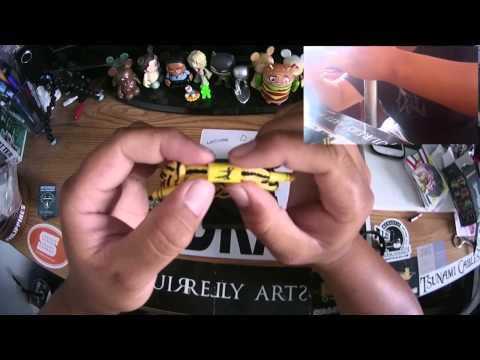 Rastaclat Game Of Death Bruce Lee Bracelet video