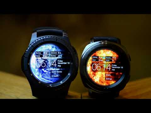 Samsung Gear S3/Gear Sport watchfaces by Smartwatch Edition FREE Coupon Giveaway!