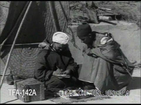 Morocco, 1936