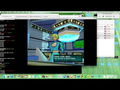 Phantasy Star Online Plus Dolphin Emulator Action Replay Codes & Hacks