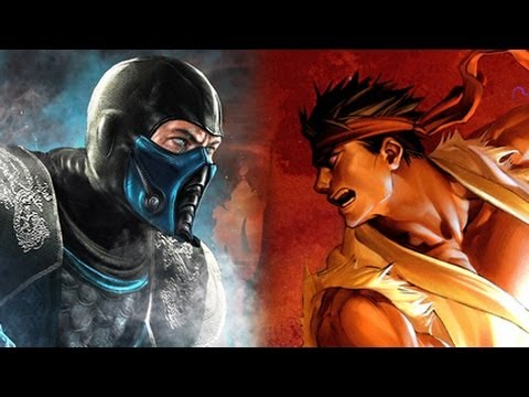 Top 10 Fighting Game Characters video