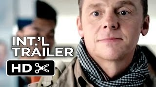 Hector and the Search For Happiness Official UK Trailer (2014) - Simon Pegg Movie HD