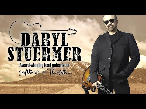 The Living Legends of Music History: Daryl Stuermer