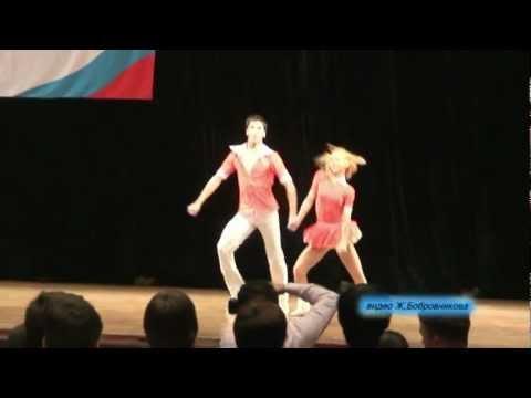 Arina Medvedew & Daniel Saranin - St. Petersburg Cup 2011