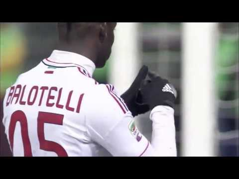 Balotelli | Ac Milan Top 5 goals 2012/2013