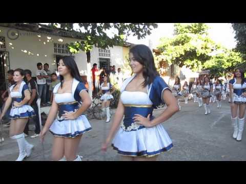 Desfile de Correo El Rosario La Paz 2011