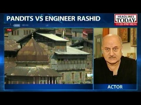 Kashmiri Pandit Row: Anupam Kher On Tearful Journey Back Home