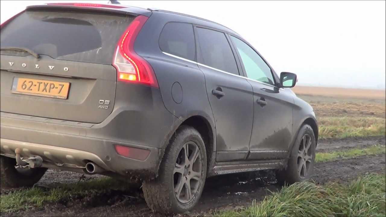 Volvo Xc60 Offroad Youtube