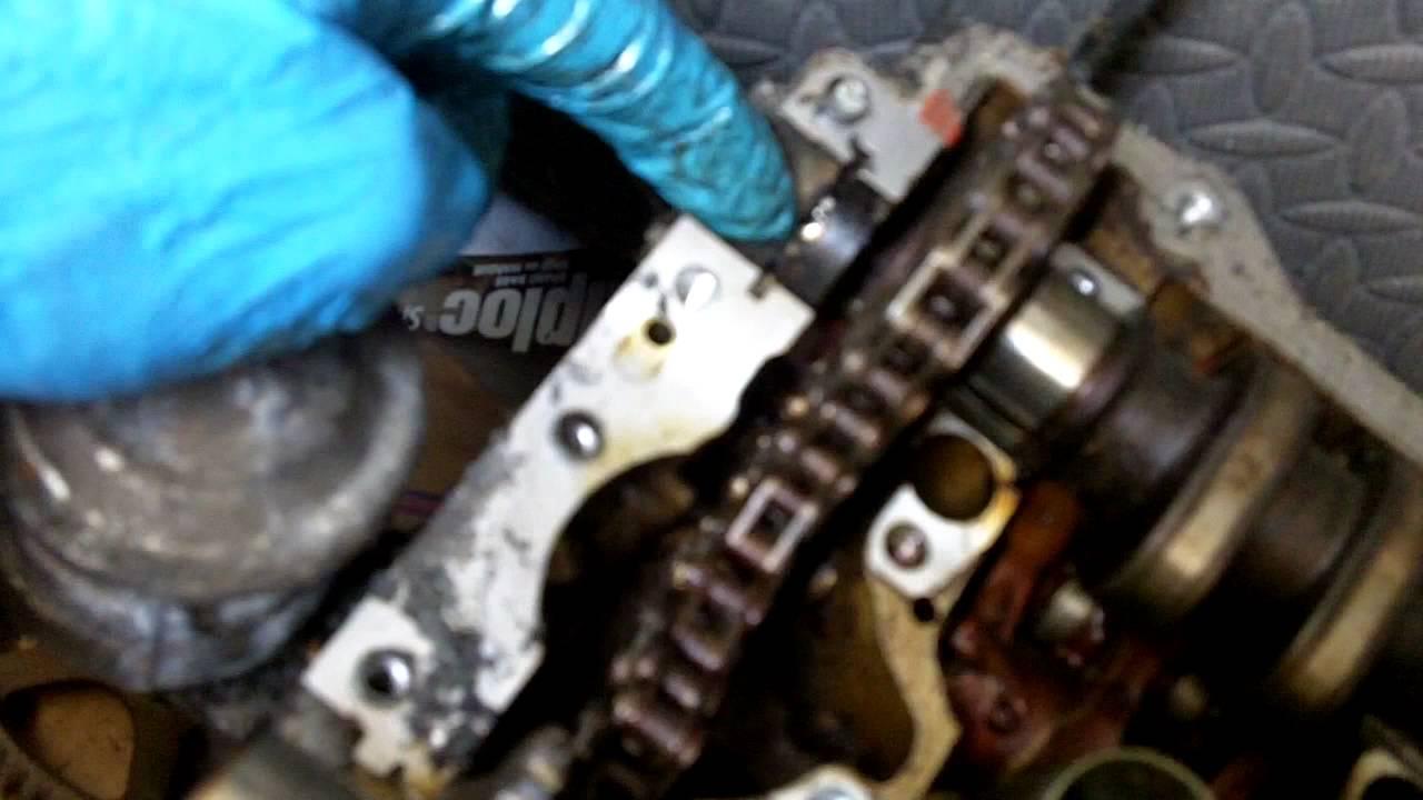 Audi Cam Tensioner Part 2 Youtube