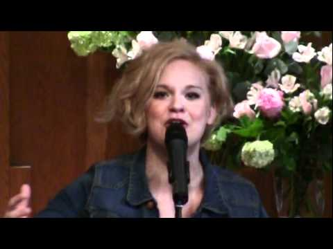 Kirsten Helland Sings dreamer—seattle Unity Church—5-13-2012 video