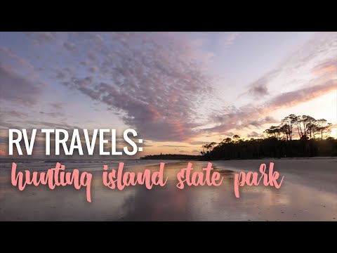 Exploring Hunting Island State Park || South Carolina Coast
