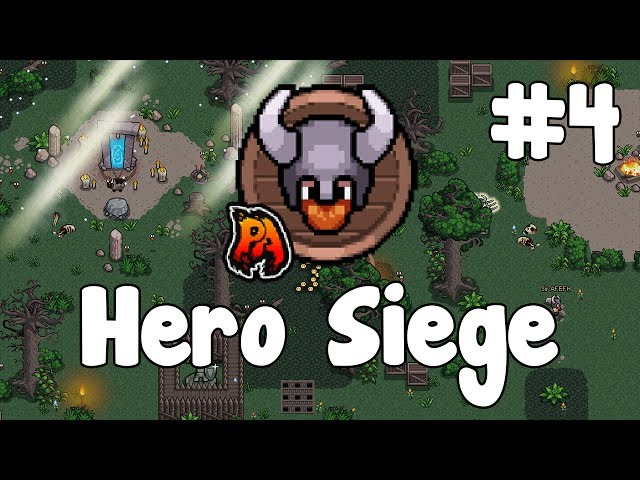 Видео: Обзор Hero Siege на iOS, Android, PC и Mac. видео: Обзор hero siege