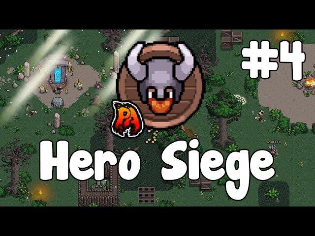 Видео: Обзор Hero Siege на iOS, Android, PC и Mac. видео: Обзор hero siege