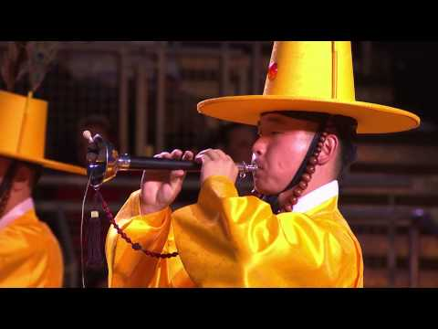 The Republic of Korea Ministry of National Defence Traditional Band