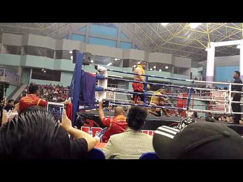 Muay Thai Fight Last Night