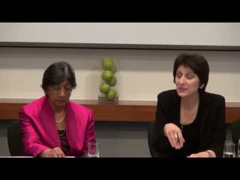 United Nations High Commissioner for Human Rights, Navi Pillay Tbilisi, Georgia / 21 May 2014