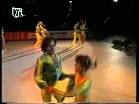 Rock'n'Roll-Zentrum TSW Wiesbaden 2 - Europameisterschaft 1989