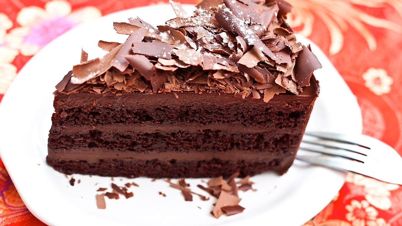 Make Chocolate Birthday Cake