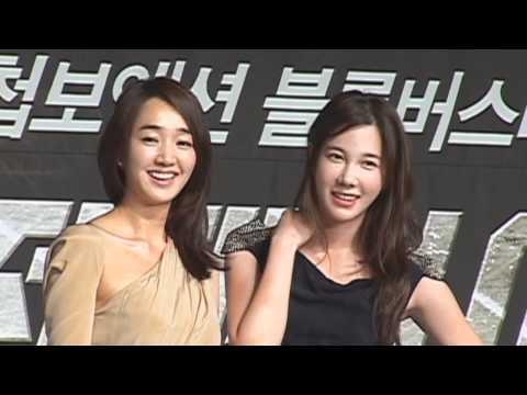 [korea drama] ATHENA, production performance ('아테나: 전쟁의 여신' 제작발표회)