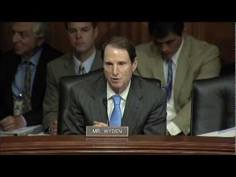 Wyden Gets NSA's Top Lawyer to Confirm Secret Interpretations of Surveillance Laws