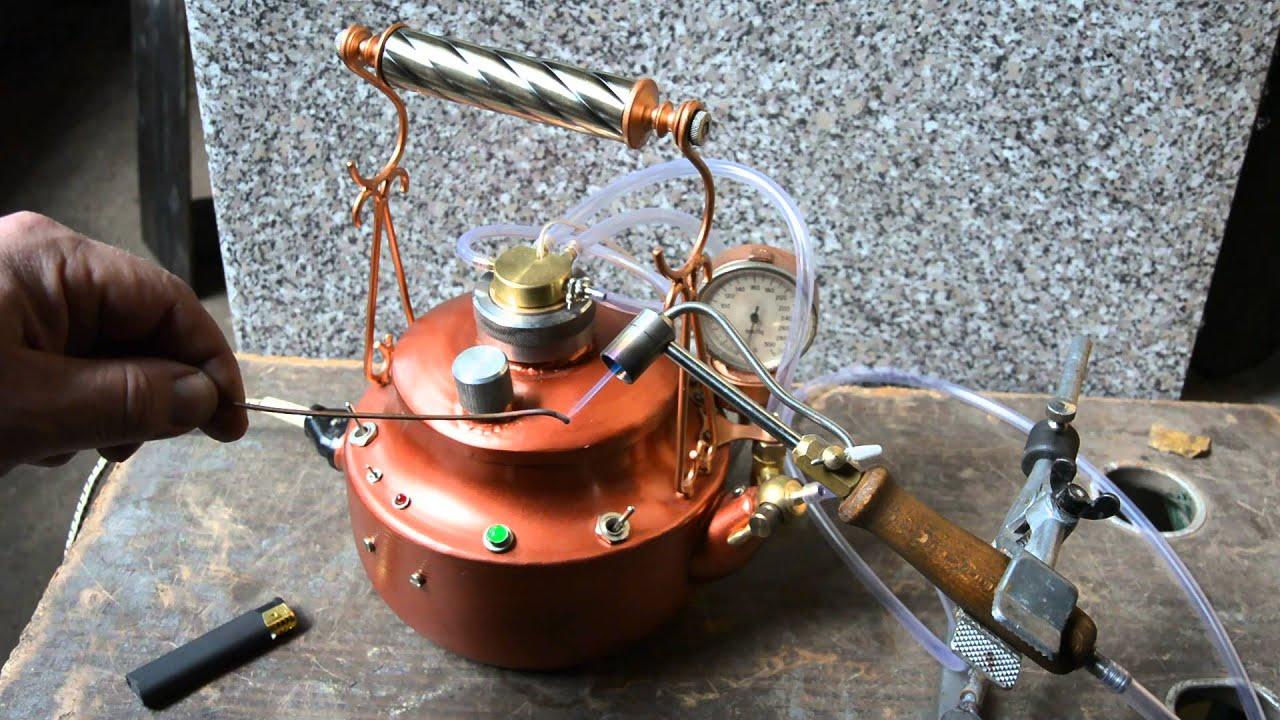 Газовая горелка ручная своими руками