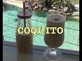 How to make Coquito, cheekyricho cooking Nutri Ninja video recipe. ep. 1,262