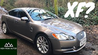 Should You Buy a Used JAGUAR XF? (Test Drive and Review)