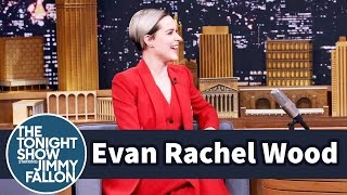 Evan Rachel Wood's Bot Thoughts Helped Her Play an Android