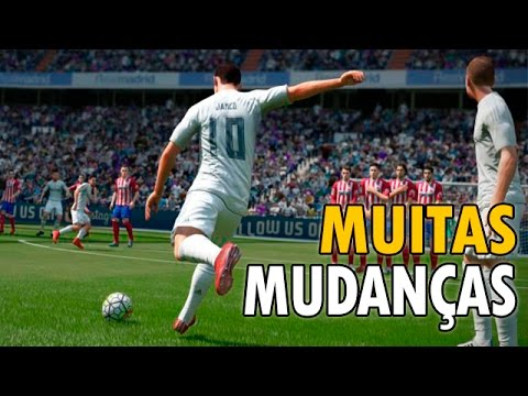 FIFA 17 NOVIDADES BOLAS PARADAS! | FALTAS, PENALTYS, ESCANTEIO, JAMES!!!