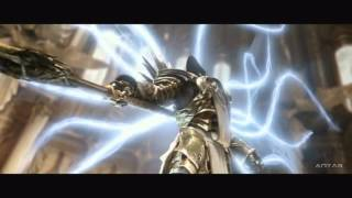Diablo 3 Cinematic - Tyrael vs Imperius