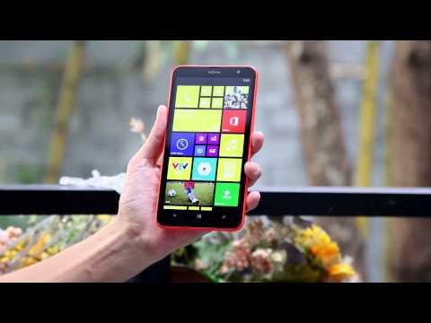 Tinhte.vn - Trên tay Nokia Lumia 1320