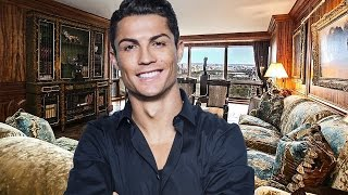 Inside Cristiano Ronaldo's $18.5 Million NYC Apartment