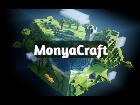 ОБЗОР МОЕГО СЕРВЕРА MonyaCraft!