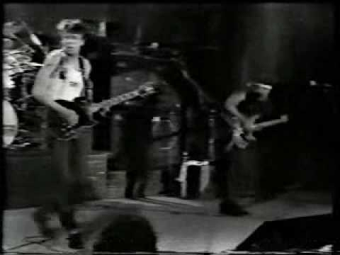 Big Country 'Balcony' and 'Lost Patrol' Live in Germany 1983