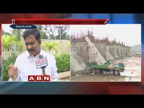 Minister Devineni Uma Maheswara Rao Face To Face Over Nitin Gadkari Polavaram Project Visit tomorrow