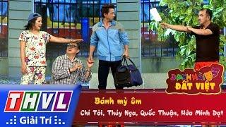 THVL   Danh hài đất Việt - Tập 49: Bánh mỳ ôm - Chí Tài, Thúy Nga, Quốc Thuận, Hứa Minh Đạt