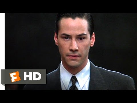 The Devil's Advocate (5/5) Movie CLIP - I Don't Like Him (1997) HD
