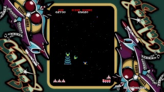GALAGA ARCADE QUICK GAMEPLAY COMMERCIAL FREE!!!       PS4 LIVE!     -- KillerCrowMes' 468th Livestre