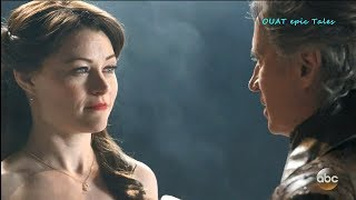 Once Upon A Time 7x22 Rumple Dies - Meets Belle Again Season 7 Episode 22 Series Finale