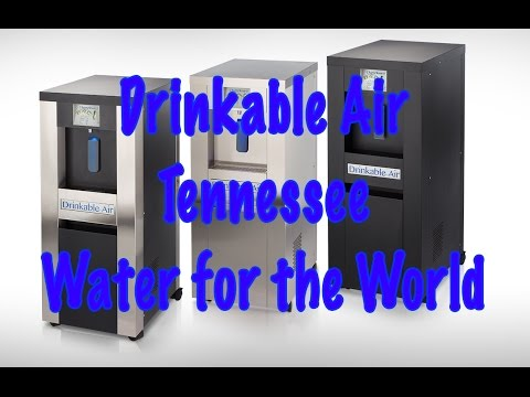 Drinkable Air Water Purification Machine Manufacturer | PH 931-220-8273 | Pure Water from Air