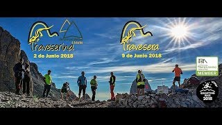 TRAVESERA PICOS DE EUROPA 2018: VIDEO OFICIAL. Trail running en Asturias