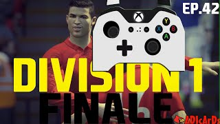 FIFA 16 - FULL DIVISION 1 GAMEPLAY / LIVE CONTROLLER SPRINTING TRICK / JUVENTUS + CITY