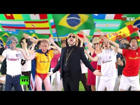 Juice Rap News: THIEFA's World Coup vs Brazilian people