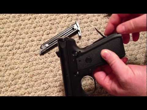 Ruger 22 45 mk iii problem how to save money and do it yourself