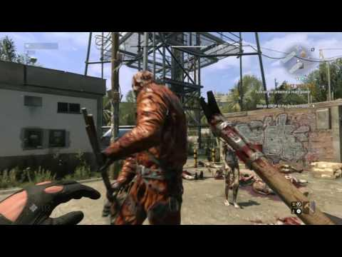Dying Light Pact With Rais Find A Telecommunication Antenna And Turn On The Antenna's Main Power
